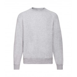 Fruit of the Loom MEN Raglan Sweat 280g - bluza męska