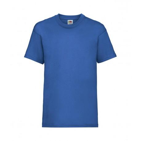 FotL Kids Valueweight 165g - NIEBIESKA (51) - koszulka dziecięca