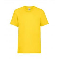 FotL Kids Valueweight 165g - JASNO ŻÓŁTA (K2) - koszulka dziecięca (61-033)