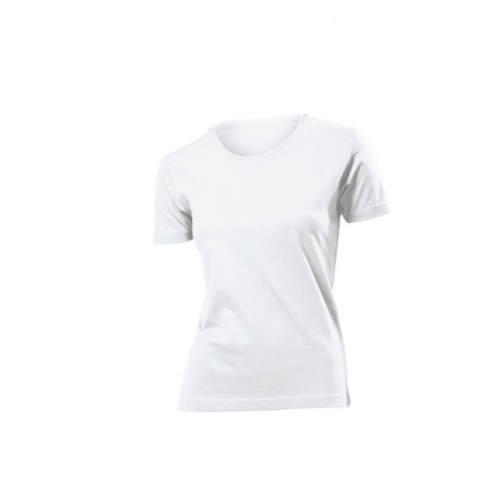 Koszulka damska BIAŁA - Stedman Classic 155g