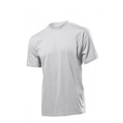 Koszulka męska JASNO SZARA (ASH) - Stedman Classic 155g