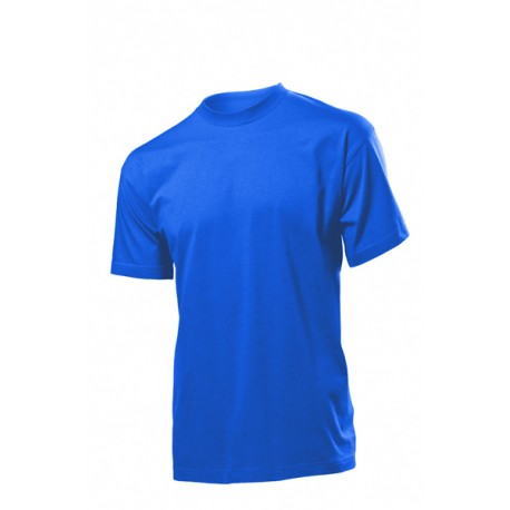 Koszulka męska NIEBIESKA (BRIGHT ROYAL) - Stedman Classic 155g