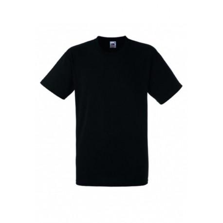 FotL Men Heavy Cotton 195g - CZARNA - koszulka męska