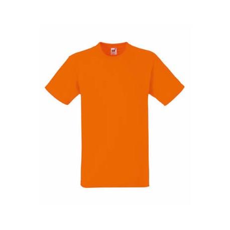 FotL Men Heavy Cotton 195g - POMARAŃCZOWA - koszulka męska