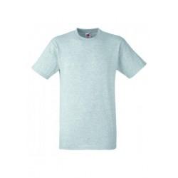 FotL Men Heavy Cotton 195g - SZARA - koszulka męska
