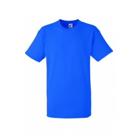 FotL Men Heavy Cotton 195g - NIEBIESKA - koszulka męska