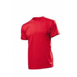 Koszulka męska CZERWONA - Stedman Comfort 185g (ST 2100)