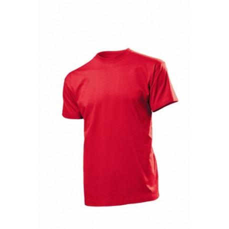 Koszulka męska CZERWONA - Stedman Comfort 185g
