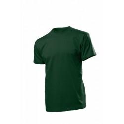 Koszulka męska ZIELONA (Bottle Green) - Stedman Comfort 185g