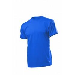 Koszulka męska NIEBIESKA (Bright Royal) - Stedman Comfort 185g