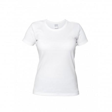 Koszulka damska BIAŁA - Stedman Comfort 205g
