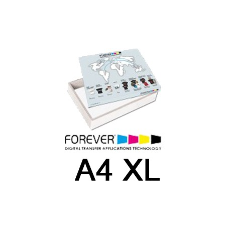 Folia Forever Laser Dark No-Cut Low Temp A4