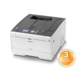 OKI C532dn - drukarka laserowa kolorowa A4