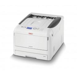 OKI C711WT - drukarka laserowa kolorowa z BIAŁYM TONEREM A4