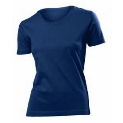 Koszulka damska GRANATOWA (NAVY BLUE) - Stedman Classic 155g (ST 2600)
