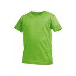 Koszulka dziecięca KIWI GREEN - Stedman Junior Classic 155g (ST 2200)