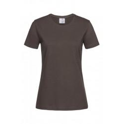 Koszulka damska BRĄZOWA XXL - Stedman Comfort 205g (ST 2110)