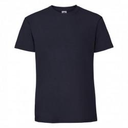 FotL Men Ringspun Premium 195g - CZARNA (36) - koszulka męska (61-422)